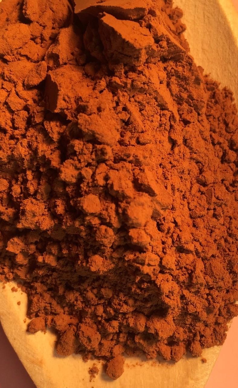 cacao-powder-closeup